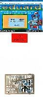 エデュアルド1/48 エアクラフト用 カラーエッチング (49-×)BAC ライトニング F.2A用 計器盤・シートベルト・外装 エッチングパーツ (接着剤付) (エアフィックス対応)