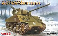 アスカモデル1/35 プラスチックモデルキットM4A3(76)W シャーマン