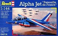 レベル1/144 飛行機アルファ ジェット バトルイユ・ド・フランス