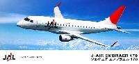 ハセガワ1/144 航空機シリーズジェイ・エア エンブラエル 170