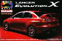 ランサー エボリューション X (レッドメタリック)