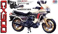 タミヤ1/6 オートバイシリーズホンダ CX500 ターボ
