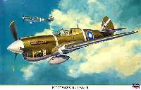ハセガワ1/32 飛行機 限定生産キティホーク Mk.1/Mk.3
