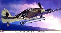 ハセガワ1/48 飛行機 限定生産フォッケウルフ Fw190A-5/U14 w/トーピード