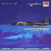 CF-104 スターファイター カナダ空軍 第417飛行隊 s/n 104783 1983年