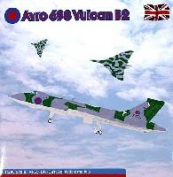 アブロ 698 バルカン B2 イギリス空軍 50SQ XJ823