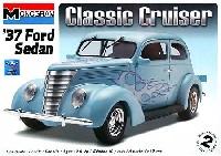 レベル/モノグラムカーモデル'37 フォード セダン (クラッシック クルーザー)
