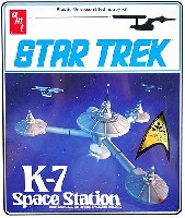 amtスタートレック(STAR TREK)シリーズスタートレック 宇宙ステーション K-7