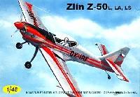 AZ model1/48 エアクラフト プラモデルズリン Z-50L.、LA、LS