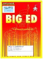 エデュアルド1/48 BIG ED (AIR)キャンベラ B.2/B.20用 エッチングパーツセット (エアフィックス対応)
