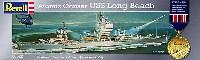 レベルレベルクラシックス原子力巡洋艦 USS ロングビーチ