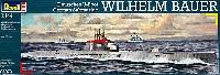 ドイツ潜水艦 ウィルヘルム・バウアー