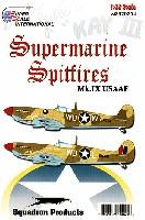 スピットファイア Mk.9 アメリカ陸軍航空隊 4th FS /52nd FG