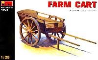 ミニアート1/35 ビルディング&アクセサリー シリーズ農場の荷馬車