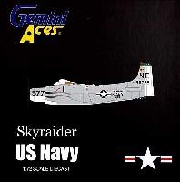 A-1 スカイレーダー アメリカ海軍 Midway 577NE