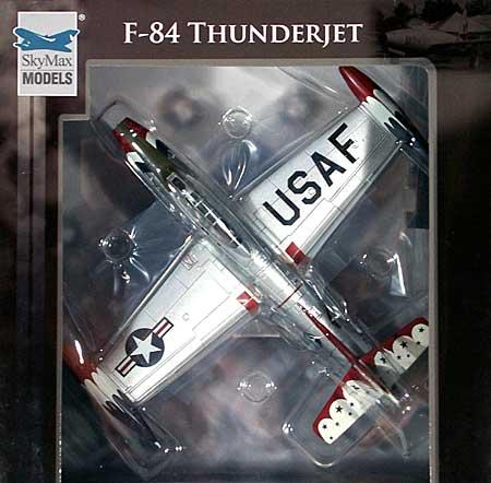 F-84G サンダージェット サンダーバーズ完成品(スカイマックス1/72 完成品モデルNo.SM6004)商品画像