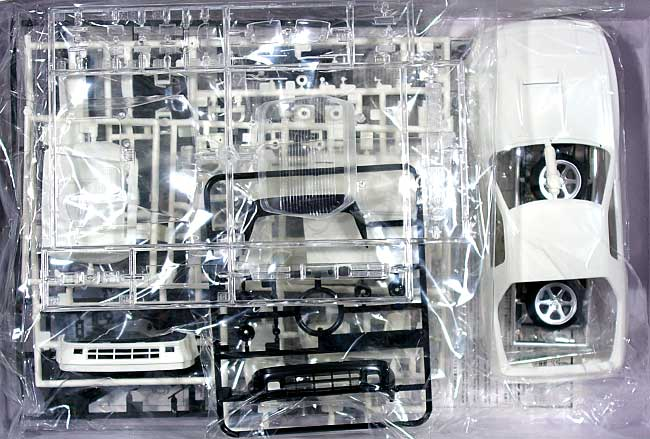 マツダ サバンナ RX-7 (FC3S)プラモデル(フジミ1/24 インチアップシリーズNo.158)商品画像_1