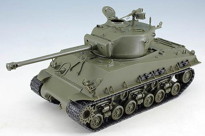 アメリカ中戦車 M4A3E8 シャーマン イージーエイト バリューギア製 レジンパーツ付 (アスカモデル 1/35 プラスチックモデルキット No.35-20S) トラックの商品画像