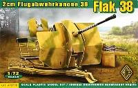 ドイツ 2cm Flak38 対空機関砲