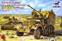 ドイツ ディアナ 5t ハーフトラック 7.62cm(r) 対戦車自走砲 (Sd.kfz.6/3)