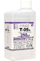エナメル系塗料用溶剤 (中) (250ml)