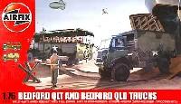 エアフィックス1/76 ミリタリーベッドフォード QLT 軍用トラック