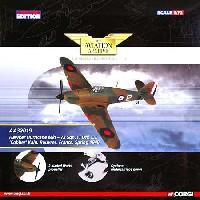 ホーカー ハリケーン Mk.1 イギリス空軍 第73航空隊 E.J. Cobber Kain Rouvres フランス 1940年春