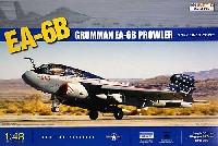 キネティック1/48 エアクラフト プラモデルグラマン EA-6B プラウラー