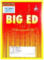 エデュアルド1/48 BIG ED (AIR)B-24J リベレーター用 エッチングパーツセット (レベル・モノグラム対応)