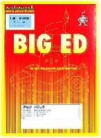 エデュアルド1/48 BIG ED (AIR)F-15K スラムイーグル用 エッチングパーツセット (アカデミー対応)