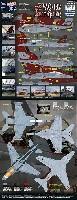 EA-6B プラウラー/EA-18G グロウラー VAQ-132 ザ キング オブ スティング