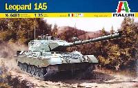 イタレリ1/35 ミリタリーシリーズドイツ連邦軍 レオパルト 1A5 戦車