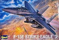 レベル1/48 飛行機モデルF-15E ストライクイーグル