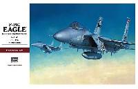 ハセガワ1/48 飛行機 PTシリーズF-15C イーグル