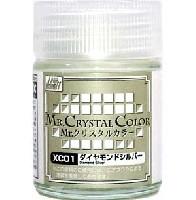 GSIクレオスMr.クリスタルカラーダイヤモンドシルバー
