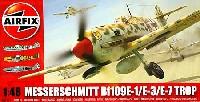 エアフィックス1/48 ミリタリーエアクラフトメッサーシュミット Bf-109E-1/E-3/E-7 熱帯仕様