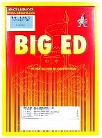 エデュアルド1/48 BIG ED (AIR)RF-35 ドラケン用 エッチングパーツセット (ハセガワ対応)