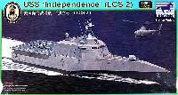 ブロンコモデル1/350 艦船モデルアメリカ 沿岸戦闘艦 LCS-2 インデペンデンス