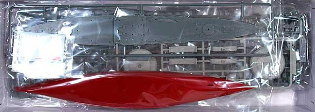 日本海軍 戦艦 長門 (フルハルモデル)プラモデル(フジミ1/700 帝国海軍シリーズNo.008)商品画像_1