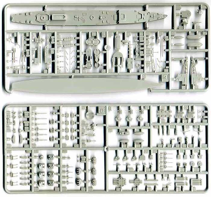 海上自衛隊護衛艦 DE-261 わかばプラモデル(ピットロード1/700 スカイウェーブ J シリーズNo.J-038)商品画像_1