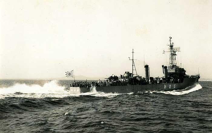 海上自衛隊護衛艦 DE-261 わかばプラモデル(ピットロード1/700 スカイウェーブ J シリーズNo.J-038)商品画像_3