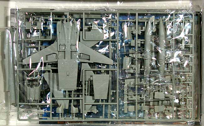 F-5E タイガー 2 ROCAF(台湾空軍)プラモデル(AFV CLUB1/48 エアクラフト プラモデルNo.AR48S01)商品画像_2