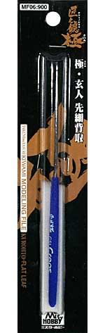 匠之鑢 極(タクミノヤスリ きわみ) 極 玄人 先細背取ヤスリ(GSIクレオス研磨 切削 彫刻No.MF006)商品画像