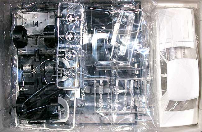 ケンメリ 4Dr スペシャル (CG110・1972年)プラモデル(アオシマ1/24 もっとグラチャン シリーズNo.SP050163)商品画像_2