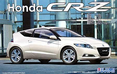 ホンダ CR-Zプラモデル(フジミ1/24 インチアップシリーズNo.168)商品画像