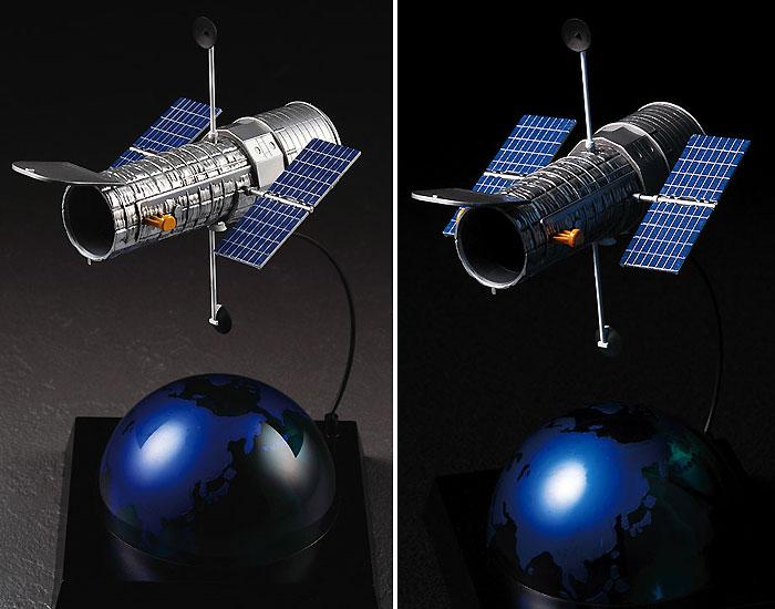 スペースシャトル & ハッブル宇宙望遠鏡 (ハセガワ 1/200 飛行機 限定生産 No.10676) の商品画像