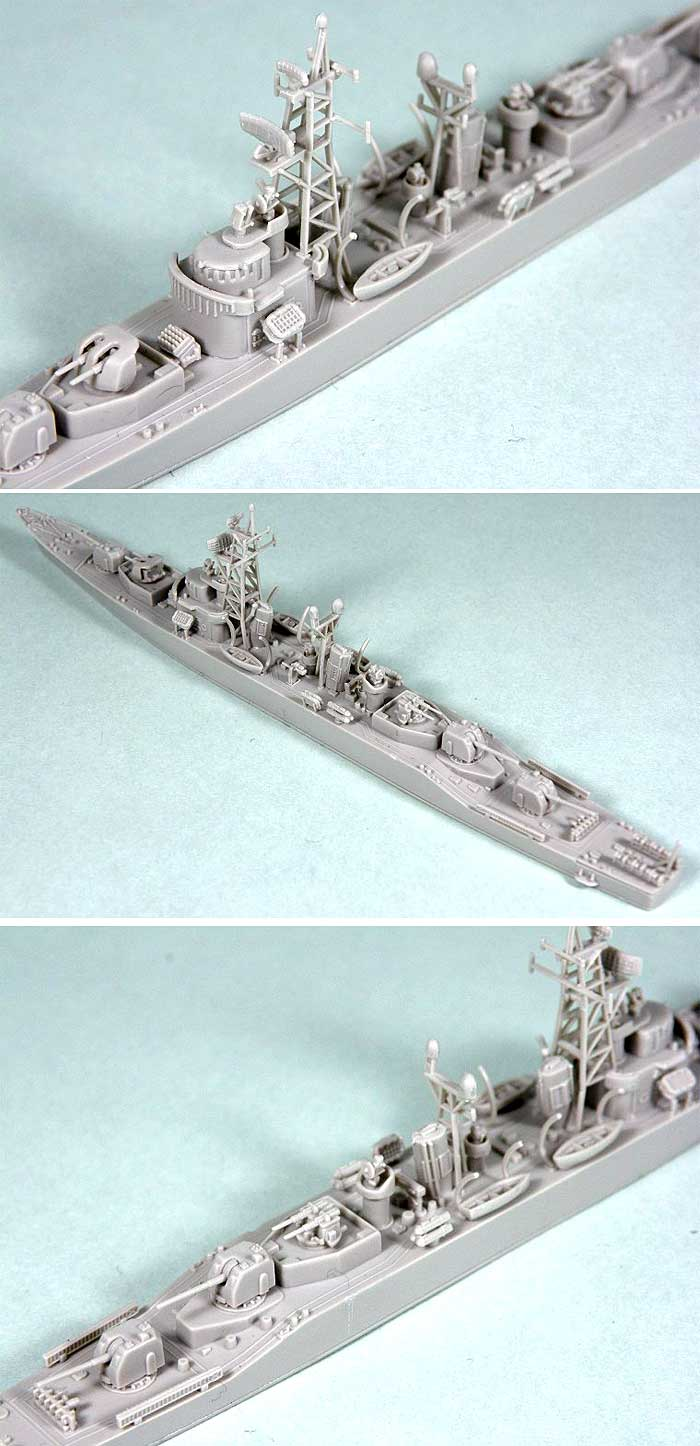 海上自衛隊 護衛艦 DD-107 むらさめ (初代)プラモデル(ピットロード1/700 スカイウェーブ J シリーズNo.J-045)商品画像_3