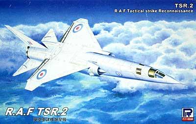 イギリス空軍 試作爆撃機 TSR.2プラモデル(ピットロードSN 航空機 プラモデルNo.SN006)商品画像