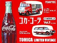 トミーテックトミカリミテッド ヴィンテージ (BOX)コカ・コーラ (2MODELS) Vol.1