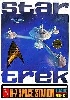 amtスタートレック(STAR TREK)シリーズスタートレック 宇宙ステーション K-7 (限定パッケージ版)